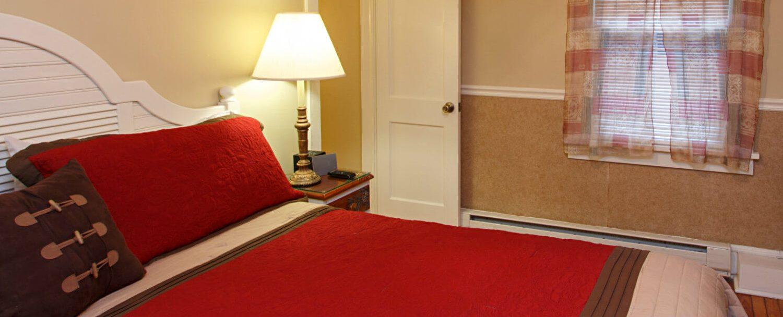 Autumn Guest Room Mountaintop Lodge