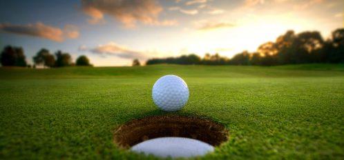 Golf courses in the Poconos have incredible views