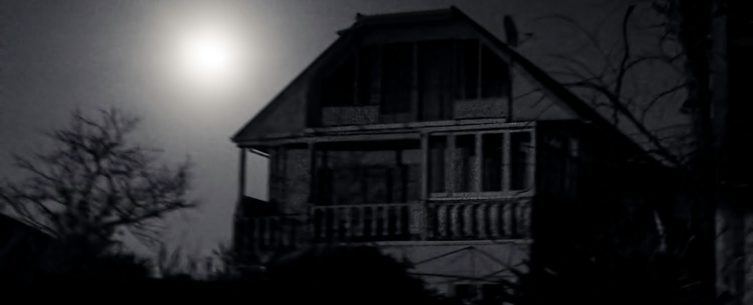 Haunted Place at Night